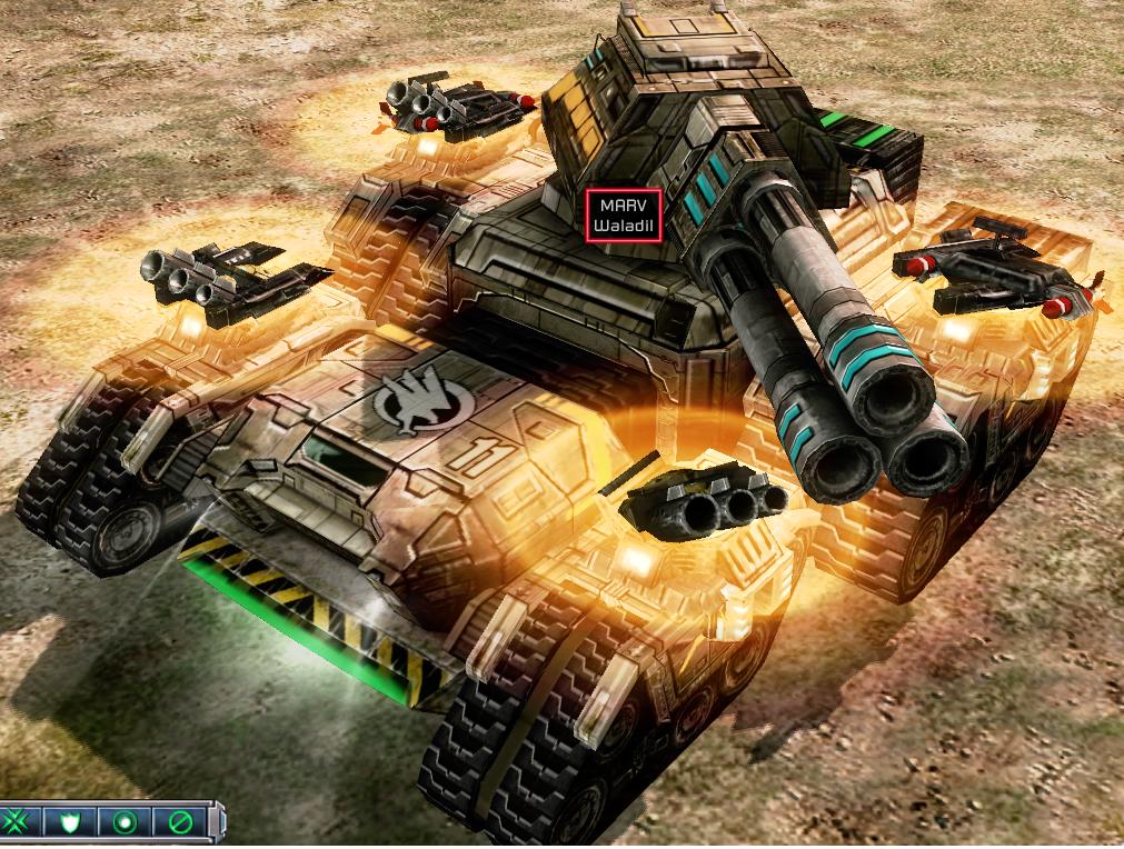 Big.... Tank....