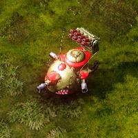 Immobile Reaper