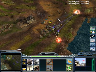 Point laser defense system