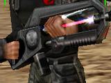 Black Widow Volt auto rifle