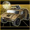 CNCR Humvee Cameo