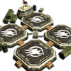 CNCKW Combat Support Airfield Cameo