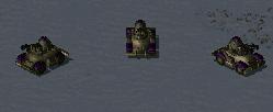 YR Gattling Tank