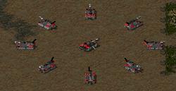 TS Mobile Artillery