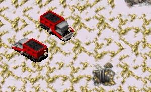 Soviet Ore Truck