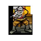 RAM Sprite E Warrior