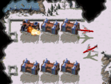 Badger bomber (Red Alert 1)