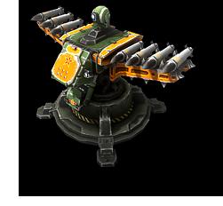 Gen2 APA Rocket Defense