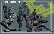 CNCT Grunts Concept Art 3