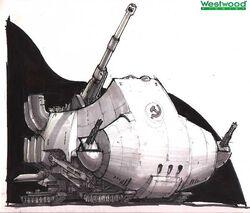 RA2 Hammerhead Concept