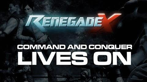 Renegade X Command and Conquer Lives On