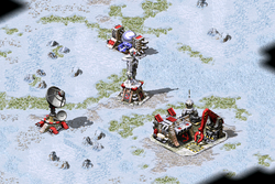 RA2 Soviet M12 Start