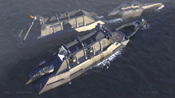 CNCTW GDI Shipyard