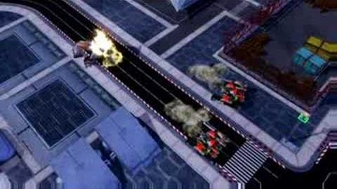 C&C Red Alert 3 King Oni Surveillance Footage