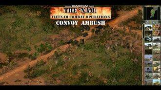 Convoy Ambush (The Nam Combat Operations) Tiberian Sun Vietnam