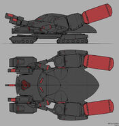 CNCTW Flame Tank Concept Art 6