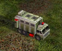 China P.O.W. Truck