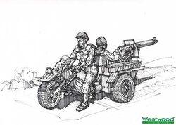 RA2 Attack Trike