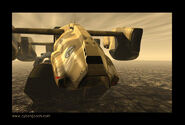 ORCA Dropship Render 01