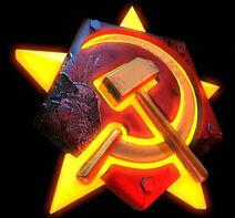 Эмблема Советов в РА2