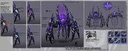 KW Eradicator Hexapod Concept Art