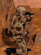 CNCT Desert Combat Uniform