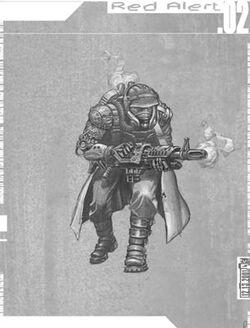 CNCRen2 Soviet Soldier