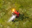 Mortar cycle