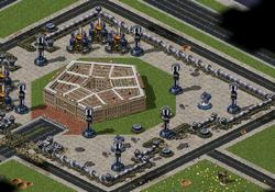 RA2 Allied M06 Pentagon