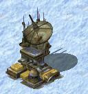 GDI radar station in Snow Theater