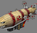 Kirov Airship (Red Alert iPhone)