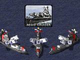 Aegis Cruiser