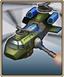 CNCRiv Mohawk Gunship