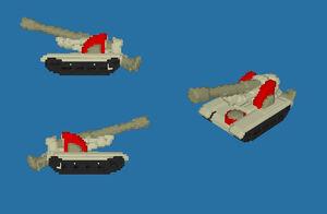 Howitzer Voxel Render