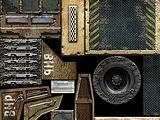 Строительный бульдозер (Generals 1)