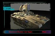 Renegade 2 Prism Tank Concept Art