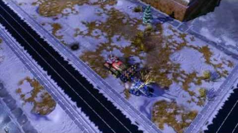 C&C Red Alert 3 Uprising Grinder Surveillance Footage