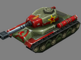 Heavy tank (Red Alert iPhone)