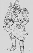 CNCTW Grenadier Concept Art 8