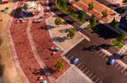 Location rush tactic