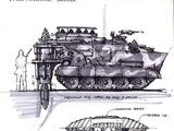 M22 Molemine deployer