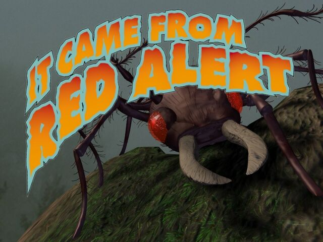 File:ItCameFromRedAlert Poster.jpg