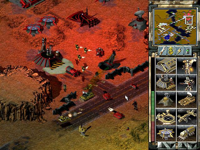 command and conquer soleil de tiberium+firestorm