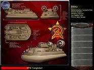 CNCRA2 Soviet Amphibious Transport render