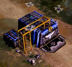 RA3 Armor Facility