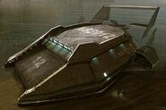 CNCTW Hovercraft Concept Art 13