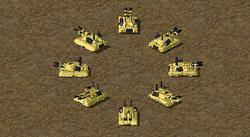 TS Mammoth Mk I