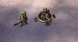 Zone Lancer Reconshot