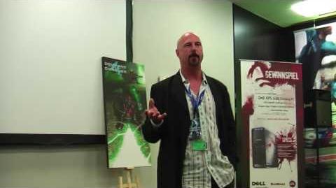 Command & Conquer 4 Fans Meet Kane (Part 2)