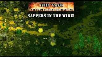 Firebase nearly overrun (Tiberian Sun Vietnam)
